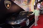 Siêu xe Lamborghini Huracan góp mặt trong phim bom tấn