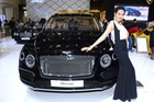 Bentley: Đẳng cấp xe siêu sang độc tôn tại VIMS 2016