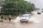 Cách xử lý tình huống khi ô tô bị ngập nước