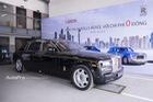 Theo chân xe siêu sang Rolls-Royce đi kiểm tra