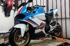 Thợ độ táo bạo biến hóa Honda MSX 125 thành Ducati 1199