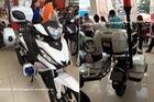 Honda Winner 150 độ như xe cảnh sát, giá gần 70 triệu Đồng