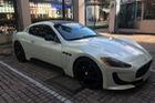 Hàng hiếm Maserati GranTurismo độ body kit MC Stradale rao bán 3,4 tỷ Đồng