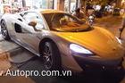 Vất vả đưa siêu xe McLaren 570S 2016