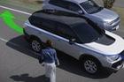 Xem ô tô tự lái, tự đỗ xe song song trong