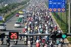 TP.HCM đề xuất giảm tốc độ 10 km/h để giảm tai nạn
