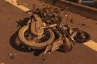 Hà Nội: Ô tô đối đầu xe máy đi ngược chiều trong hầm Trung Hòa, 3 thanh niên thương vong