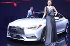 Chiêm ngưỡng vẻ đẹp của Infiniti Q60 Coupe 2017 đầu tiên Việt Nam