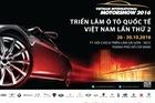 Hàng loạt thương hiệu siêu xe , xe siêu sang sẽ góp mặt tại Triển lãm ô tô Quốc tế 2016