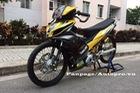 Yamaha Exciter 135 của bạn trẻ Gia Lai độ hết 50 triệu Đồng