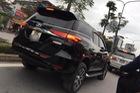 Đây là một trong những chiếc Toyota Fortuner 2017 ra biển đầu tiên tại Việt Nam
