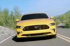 Ford Mustang 2018 bất ngờ được hé lộ thiết kế