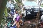 Xe Fortuner gây tai nạn liên hoàn, 3 người thương vong