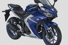 Mô tô thể thao Yamaha R25 2017 có 2 màu sơn mới, giá từ 106 triệu Đồng