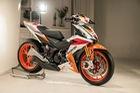 Honda Winner 150 độ theo phong cách mô tô đua tại Việt Nam được lên
