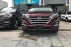 Cận cảnh crossover cỡ nhỏ Hyundai Tucson 2017 tại Hà Nội