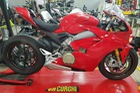 Xuất hiện hình ảnh được cho là của siêu mô tô Ducati V4 Panigale hoàn toàn mới
