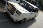 Rolls-Royce Phantom tự chế từ Lada của thợ Việt tái xuất tại Bắc Ninh