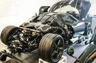 Sau tai nạn của Agera RS