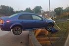 Hình ảnh hiện trường vụ tai nạn khiến ai cũng tưởng là sản phẩm của photoshop