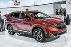 Honda CR-V 2017 sẽ về Việt Nam được đánh giá cao về an toàn