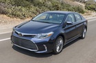 Nhiều mẫu sedan cỡ trung và lớn được đánh giá cao về an toàn