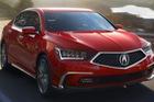 Sedan hạng sang Acura RLX 2018