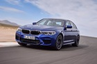 Xe hiệu suất cao BMW M5 2018
