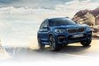 SUV hạng sang BMW X3 thế hệ mới lộ diện trước giờ ra mắt