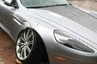 Nữ đại gia chê chi phí sửa chữa Aston Martin DB9 quá đắt