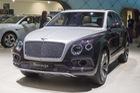 Cận cảnh SUV nhà giàu Bentley Bentayga Mulliner