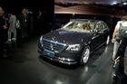 Đây là Mercedes-Benz S-Class 2018 sẽ khiến nhiều người