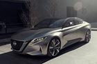 Nissan Vmotion 2.0 - Xe ý tưởng sở hữu thiết kế cực