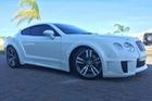 Làm quen với Bentley Continental GT ra đời từ Ford Mustang GT