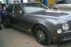 Bentley Mulsanne độ mâm