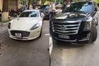 Aston Martin Rapide S của tay chơi Ninh Bình bị công an tạm giữ vì sử dụng biển giả