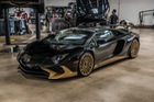 Diện kiến chiếc siêu xe Lamborghini Aventador SV Coupe cuối cùng xuất xưởng