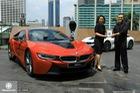 BMW i8 phiên bản đỏ rực về tay đại gia Indonesia, dân chơi Việt