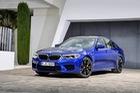Sedan hiệu suất cao BMW M5 2018 chính thức được vén màn