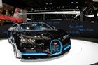 Cận cảnh chiếc Bugatti Chiron
