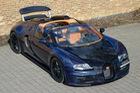 Chạy gần 3.000 km, Bugatti Veyron Grand Sport Vitesse vẫn có giá
