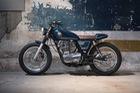 Ngắm nhìn Yamaha SR400 độ tuyệt đẹp