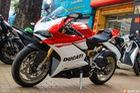 Cận cảnh siêu mô tô Ducati 1299 Panigale S Anniversario đầu tiên tại Việt Nam