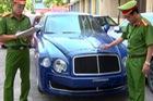 Bentley Mulsanne từng bị bắt giữ tại Quảng Bình được rao bán 1,6 tỷ Đồng
