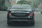 Mercedes-Maybach S600 14,2 tỷ Đồng đầu tiên xuất hiện tại Thanh Hóa