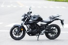 Cận cảnh naked bike Yamaha MT-03 có giá 139 triệu Đồng
