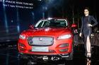 Đối thủ Porsche Macan, Jaguar F-Pace, chính thức ra mắt tại Việt Nam