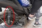 Ra mắt Việt Nam chưa lâu, Yamaha NVX 155 đã bị