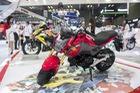 Cận cảnh Honda MSX mới vừa được ra mắt tại VMCS 2017