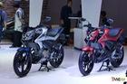 Xe côn tay Yamaha V-Ixion 2017 chính thức được vén màn, giá từ 44,3 triệu Đồng